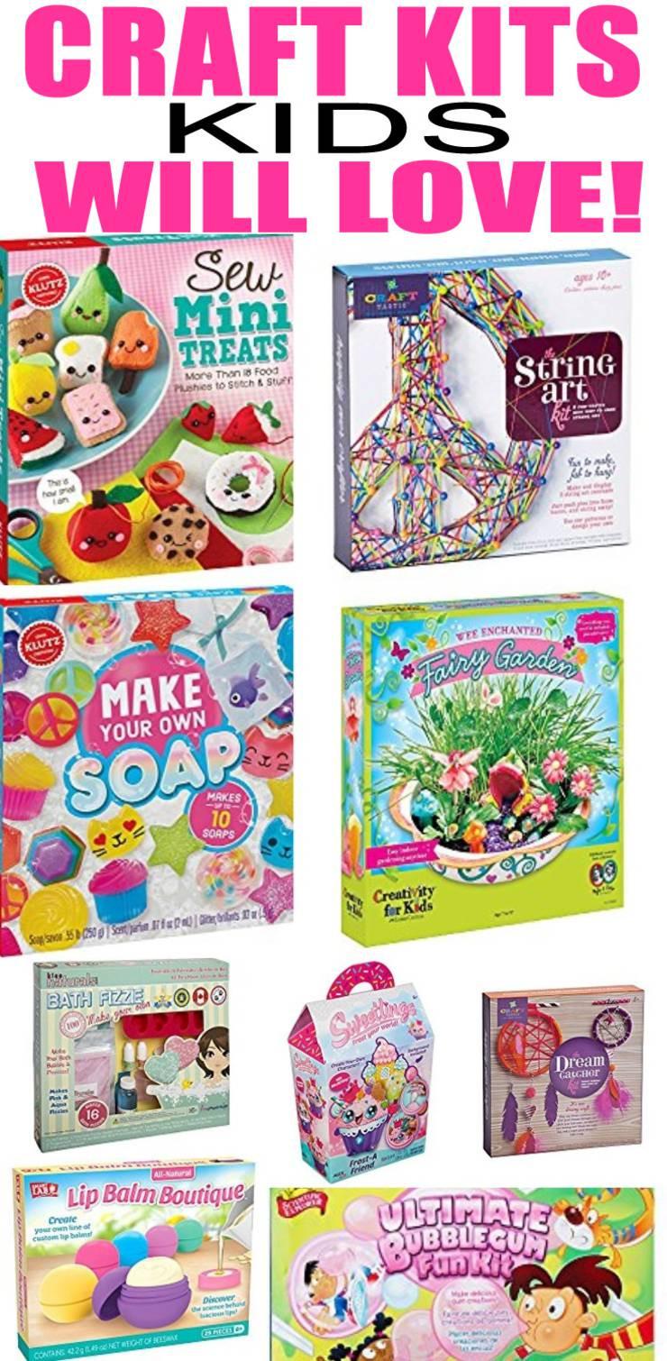 Craft Kit For Kids  Craft Kits That Kids Will Love