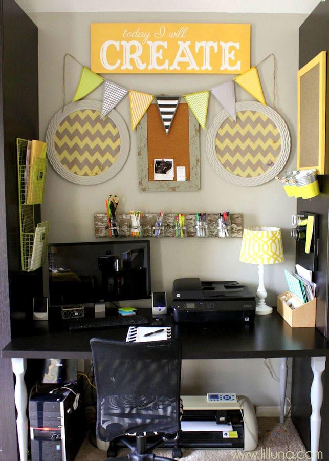 Craft Room Organizing Ideas  Craft Room Organization Ideas Lil Luna