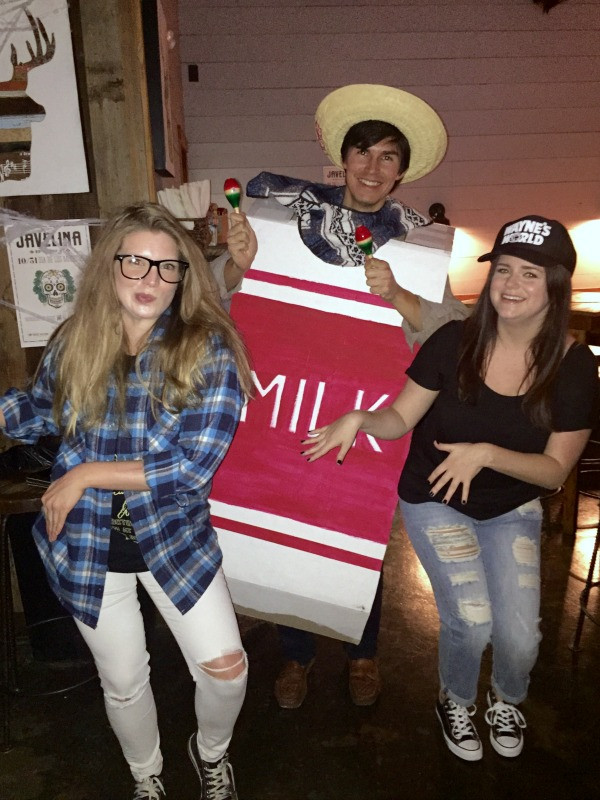 Creative DIY Halloween Costumes For Adults  My friends are crafty Homemade Halloween costumes for