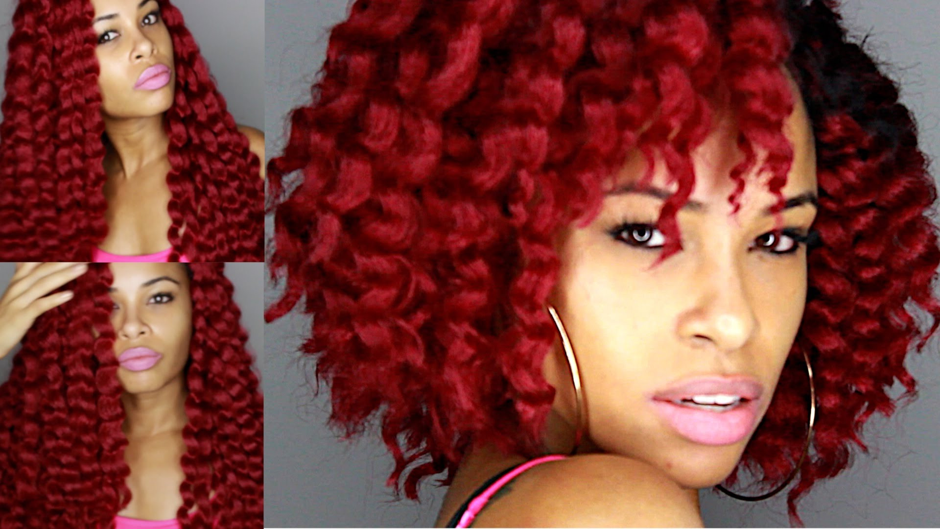 Crochet Braids Bob Hairstyle  Absolutely Gorgeous Crochet Braid Bob Styles For Your Hair