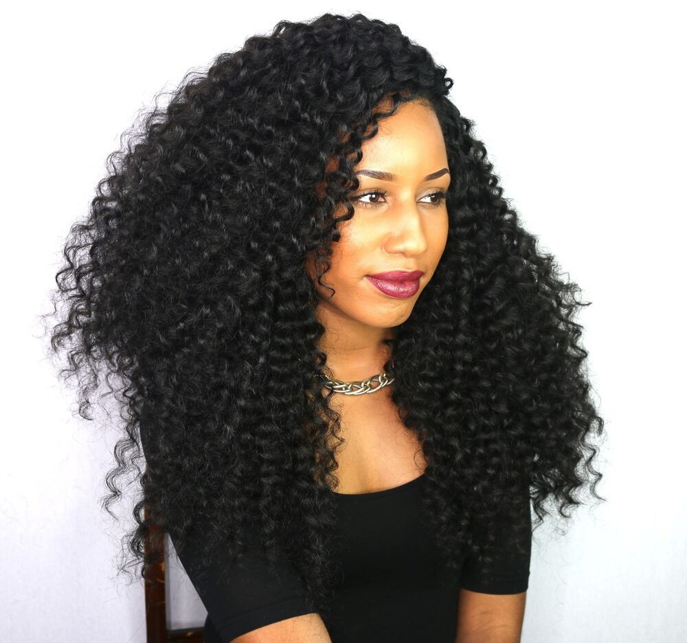 Crochet Curly Hairstyles  Nubian curls Curly long lasting hair for crochet braids