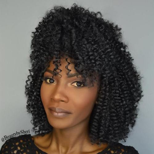 Crochet Curly Hairstyles  20 Cool Crochet Braids for Your Inspiration