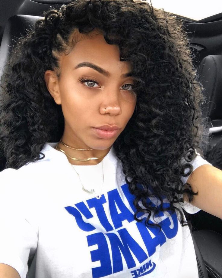 Crochet Curly Hairstyles  21 Crochet Braids Hairstyles for Dazzling Look Haircuts