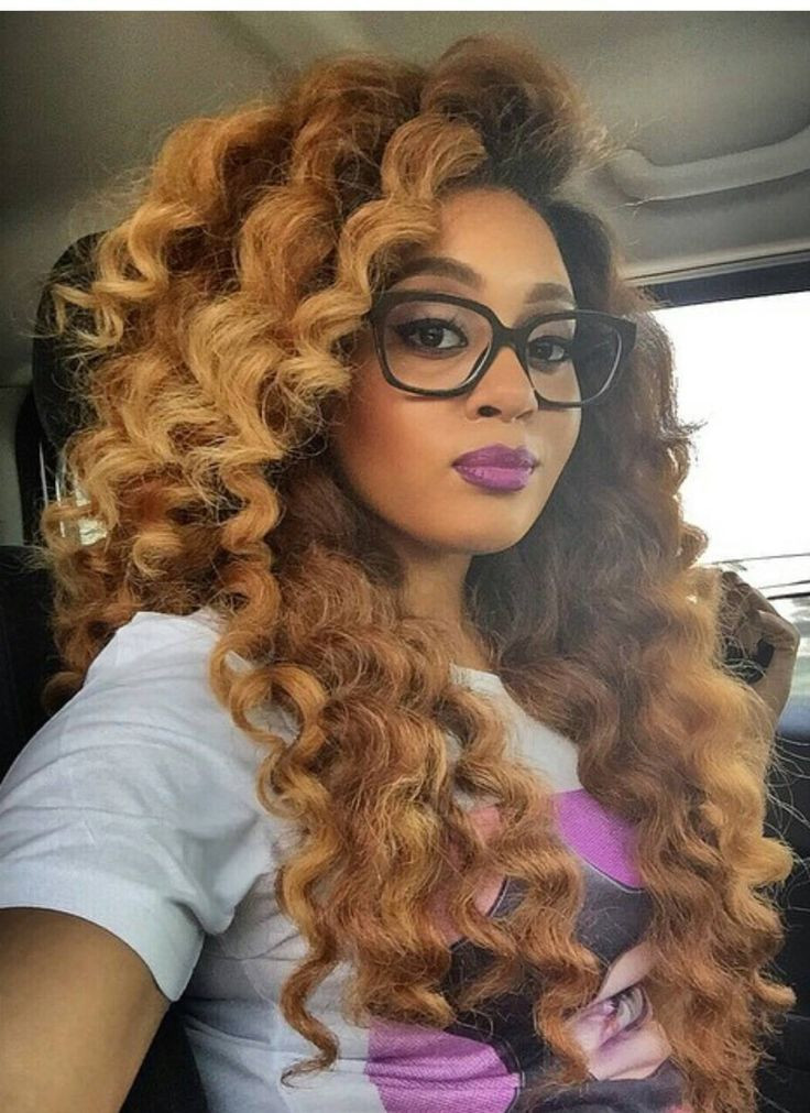 Crochet Curly Hairstyles  Crochet Braids Hairstyles For Lovely Curly Look