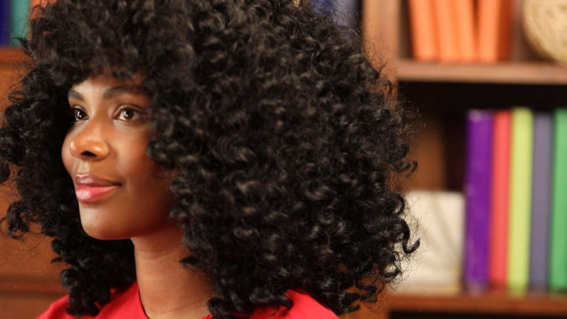 Crochet Hairstyles With Bangs  Curly Crochet Hair with Bangs This Style is 🔥