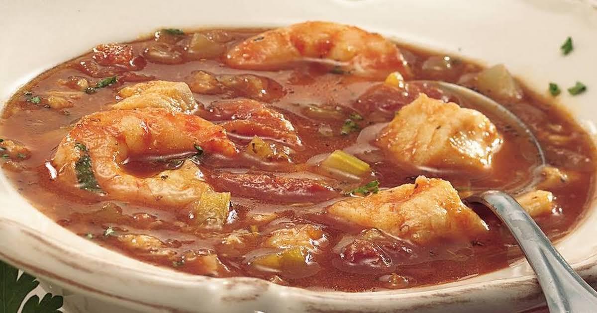 Crock Pot Fish Stew  10 Best Crock Pot Seafood Stew Recipes