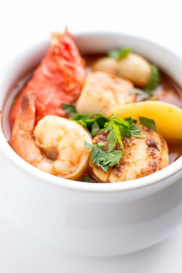 Crock Pot Fish Stew  Crockpot Seafood Stew Slow Cooker Gourmet