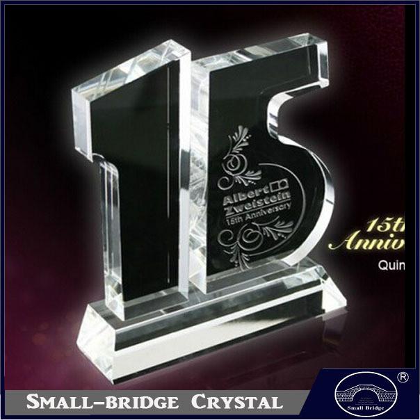 Crystal Anniversary Gift Ideas  Supply Custom Anniversary Tenth Anniversary Gift Corporate