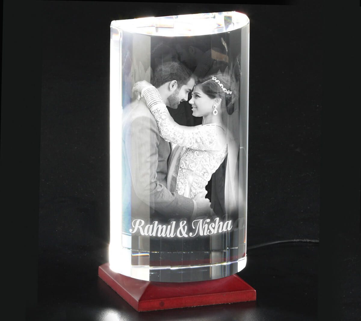 Crystal Anniversary Gift Ideas  15 First Anniversary Gift Ideas For Wife To Impress Her