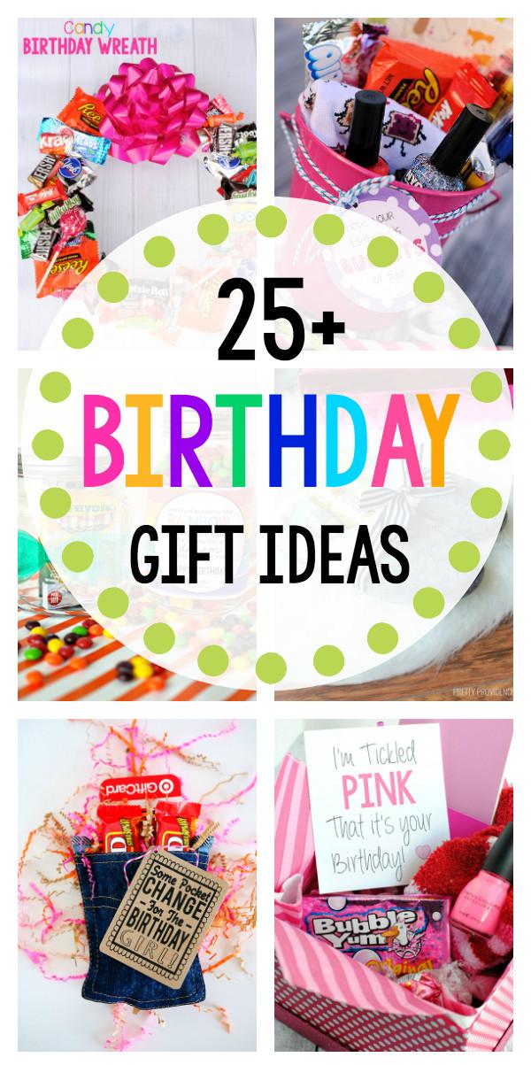 Cute Birthday Gift Ideas For Best Friend  25 Fun Birthday Gifts Ideas for Friends Crazy Little