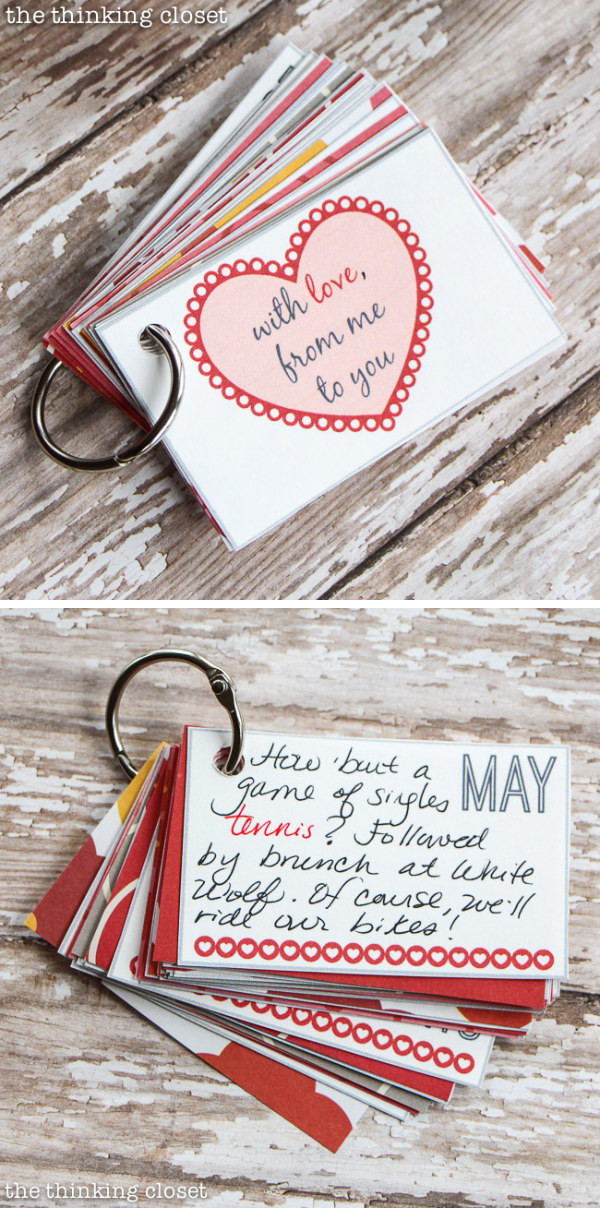 Cute DIY Gifts For Boyfriend  25 Perfect Christmas Gifts for Boyfriend Hative