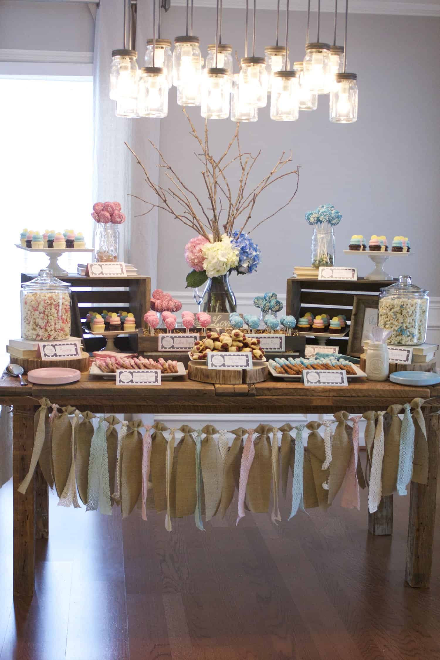 Cute Gender Reveal Party Ideas  17 Tips To Throw An Unfor table Gender Reveal Party