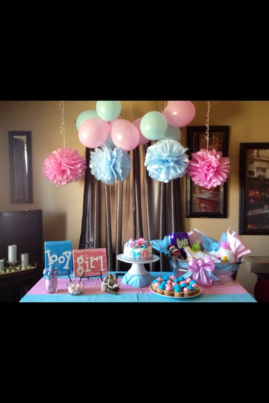 Cute Gender Reveal Party Ideas  Gender Reveal Party ideas