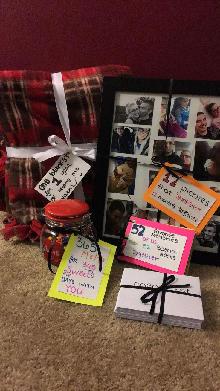 Cute Gift Ideas For Boyfriend  183 best Boyfriend Birthday images on Pinterest