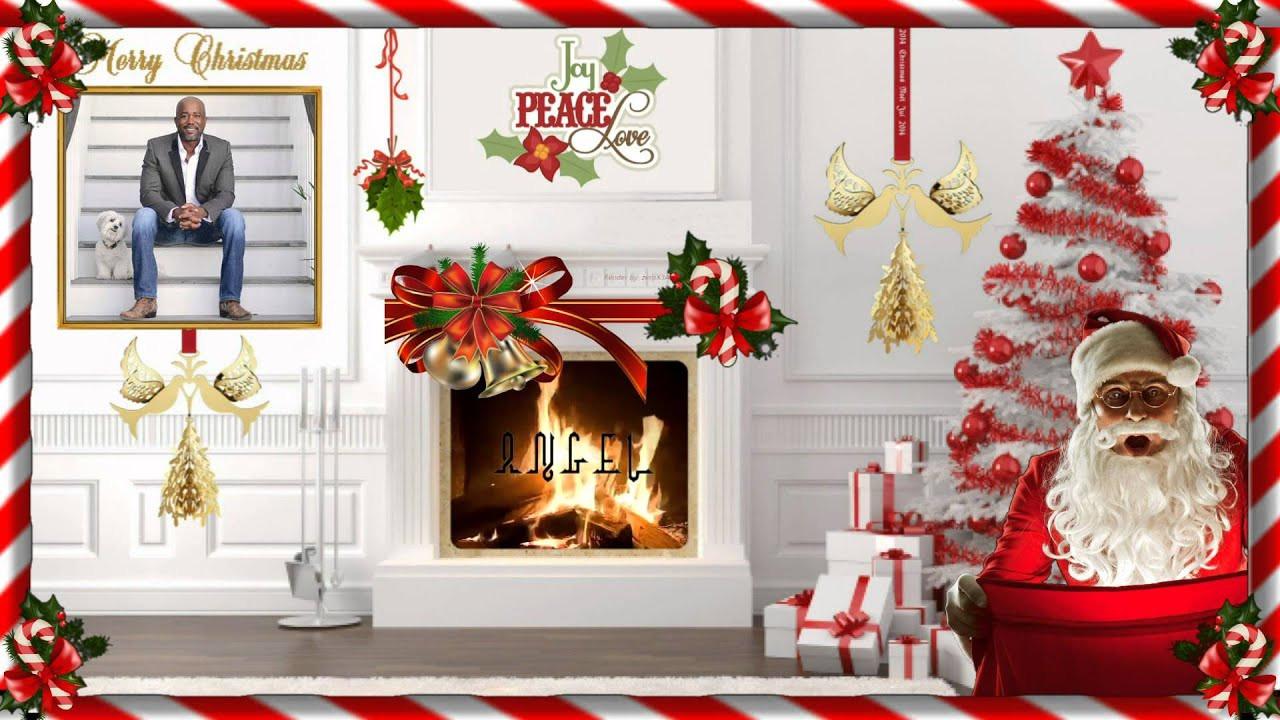 Darius Rucker Candy Cane Christmas  Darius Rucker ☆ Candy Cane Christmas