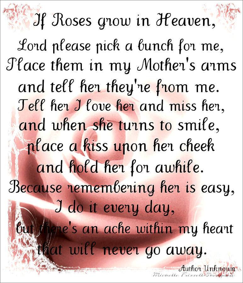 Dead Mother Day Quotes  Missing Dead Mother Quotes QuotesGram