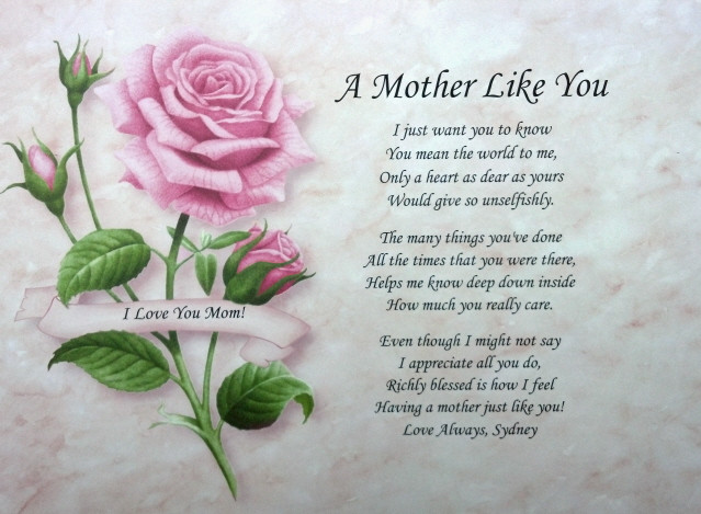 Dead Mother Day Quotes  Happy mothers day 2016 poems for deceased mom