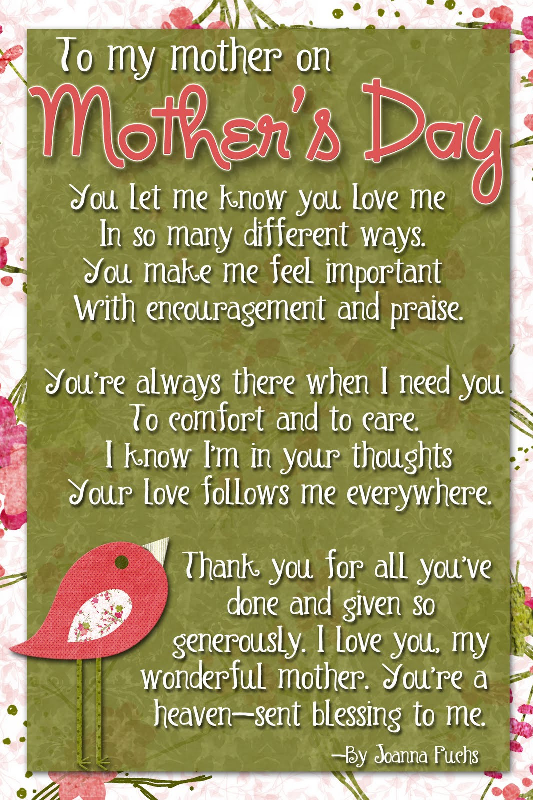 Dead Mother Day Quotes  Mothers Day Quotes Deceased QuotesGram