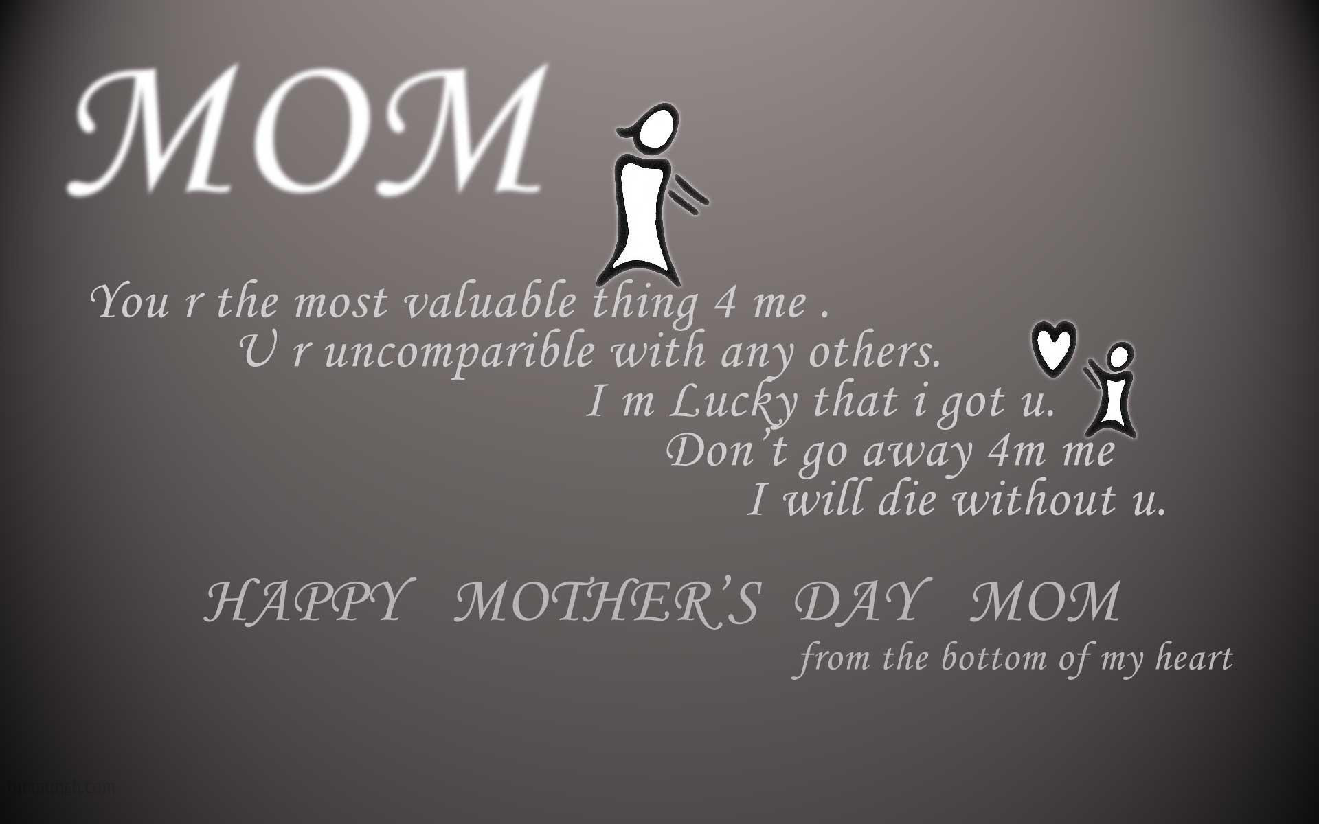 Dead Mother Day Quotes  Mothers Day Sayings Wallpaper High Definition High