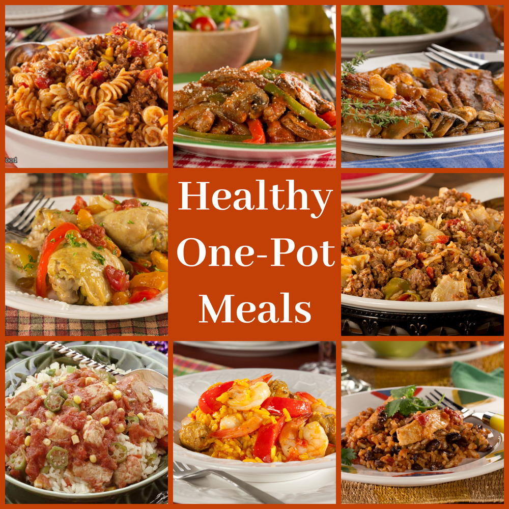 Diabetic Foods Recipes  Healthy e Pot Meals 6 Easy Diabetic Dinner Recipes