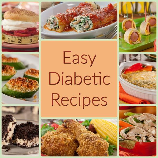 Diabetic Foods Recipes  Top 10 Easy Diabetic Recipes