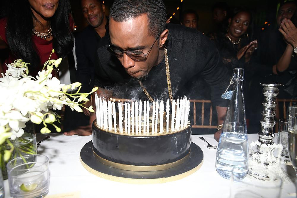 Diddy Birthday Party  I Went to Puff Daddy s Birthday Party and Glimpsed His