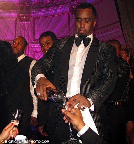 Diddy Birthday Party  Top 10 The Most Expensive Birthday Parties Page 8 of