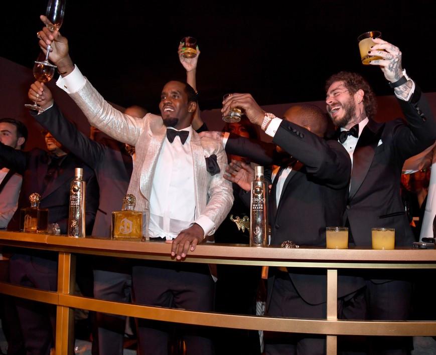 Diddy Birthday Party  Sean Diddy bs Celebrates His Milestone 50th Birthday