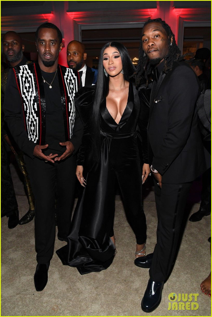 Diddy Birthday Party  Beyonce Kim Kardashian Kylie Jenner & More Attend Diddy