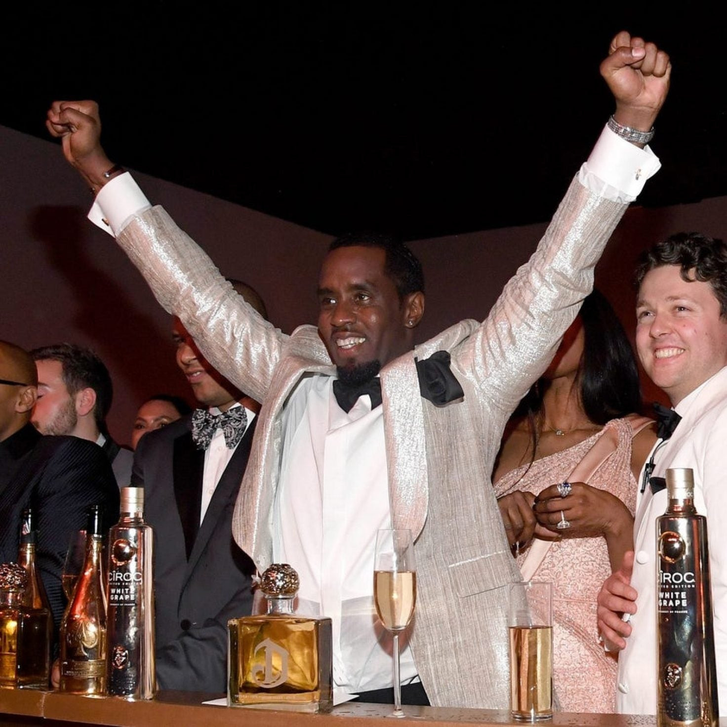 Diddy Birthday Party  Diddy Canceled His 50th Birthday Party Twice Because He