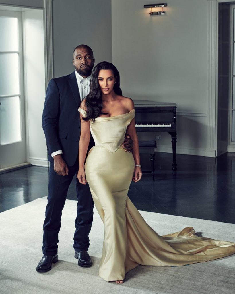 Diddy Birthday Party  Kim Kardashian & Kanye West Attends Sean bs 50th