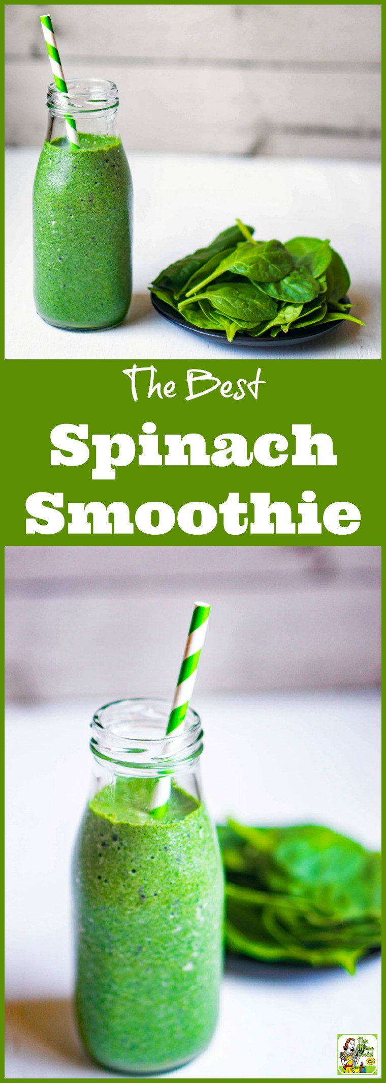 Diet Smoothie Recipes  How to Make the Best Spinach Smoothie Recipes