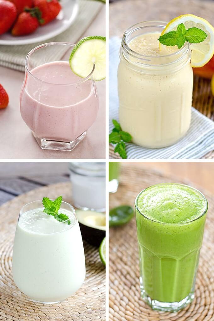 Diet Smoothie Recipes  Easy Paleo Smoothie Recipes & Protein Shakes