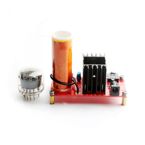 Dikavs DIY Mini Music Tesla Coil Kit  DIKAVS DIY Mini Music Tesla Coil Kit The Geek Gift