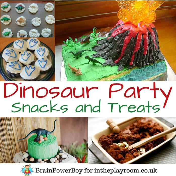 Dinosaur Food Ideas For Birthday Party  Dinosaur Birthday Party Ideas In The Playroom