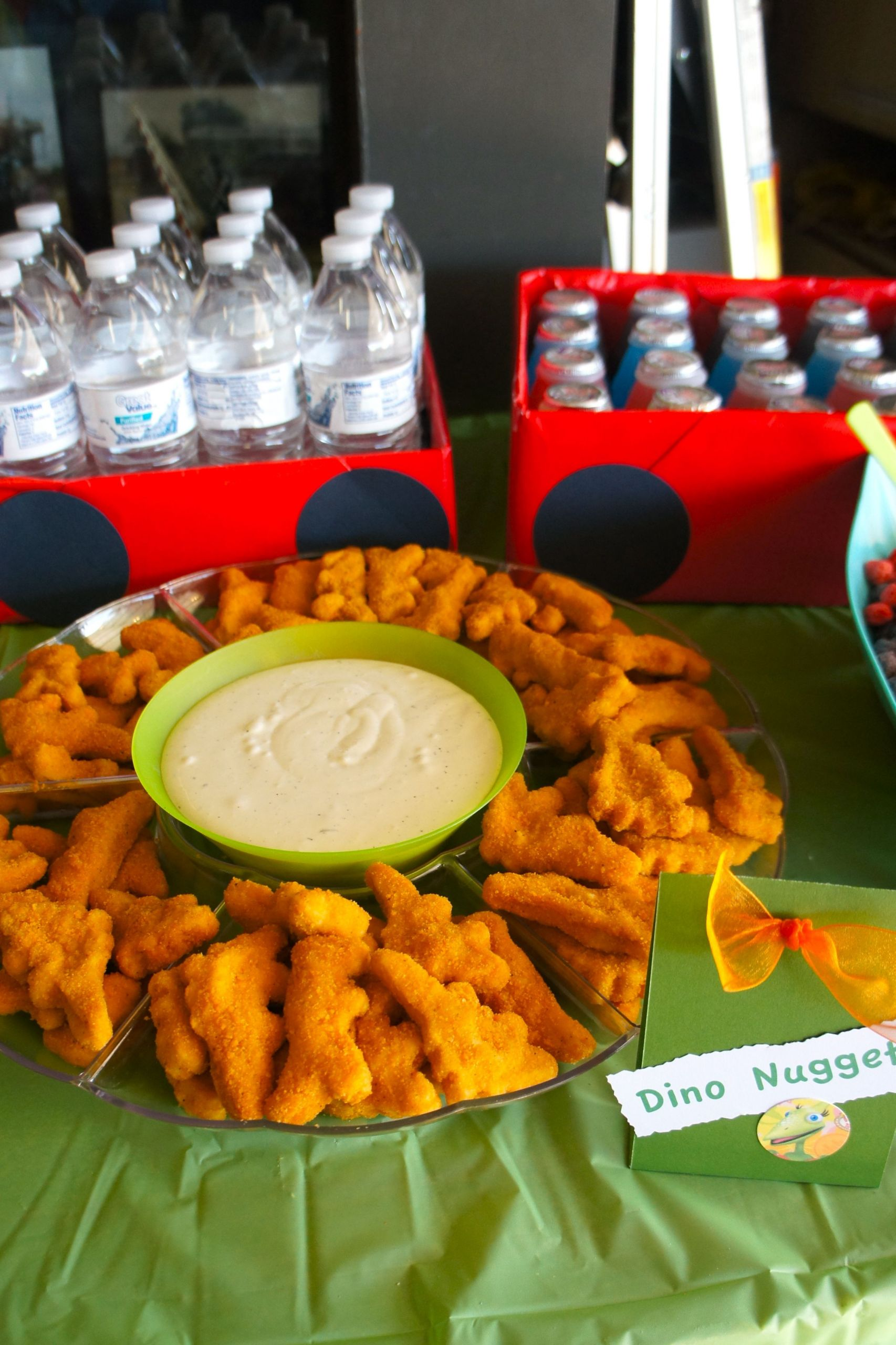 Dinosaur Food Ideas For Birthday Party  Dinosaur Train Birthday Party Food