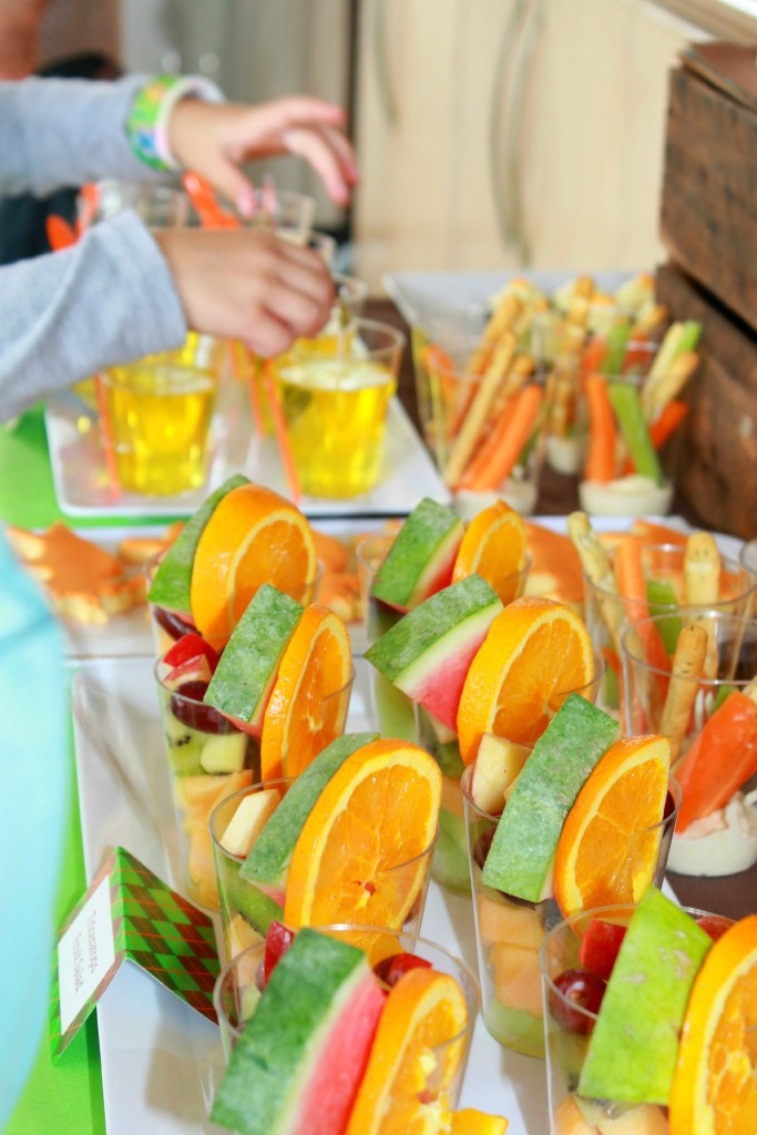 Dinosaur Food Ideas For Birthday Party  Dino mite Dinosaur 3rd Birthday Party Project Nursery