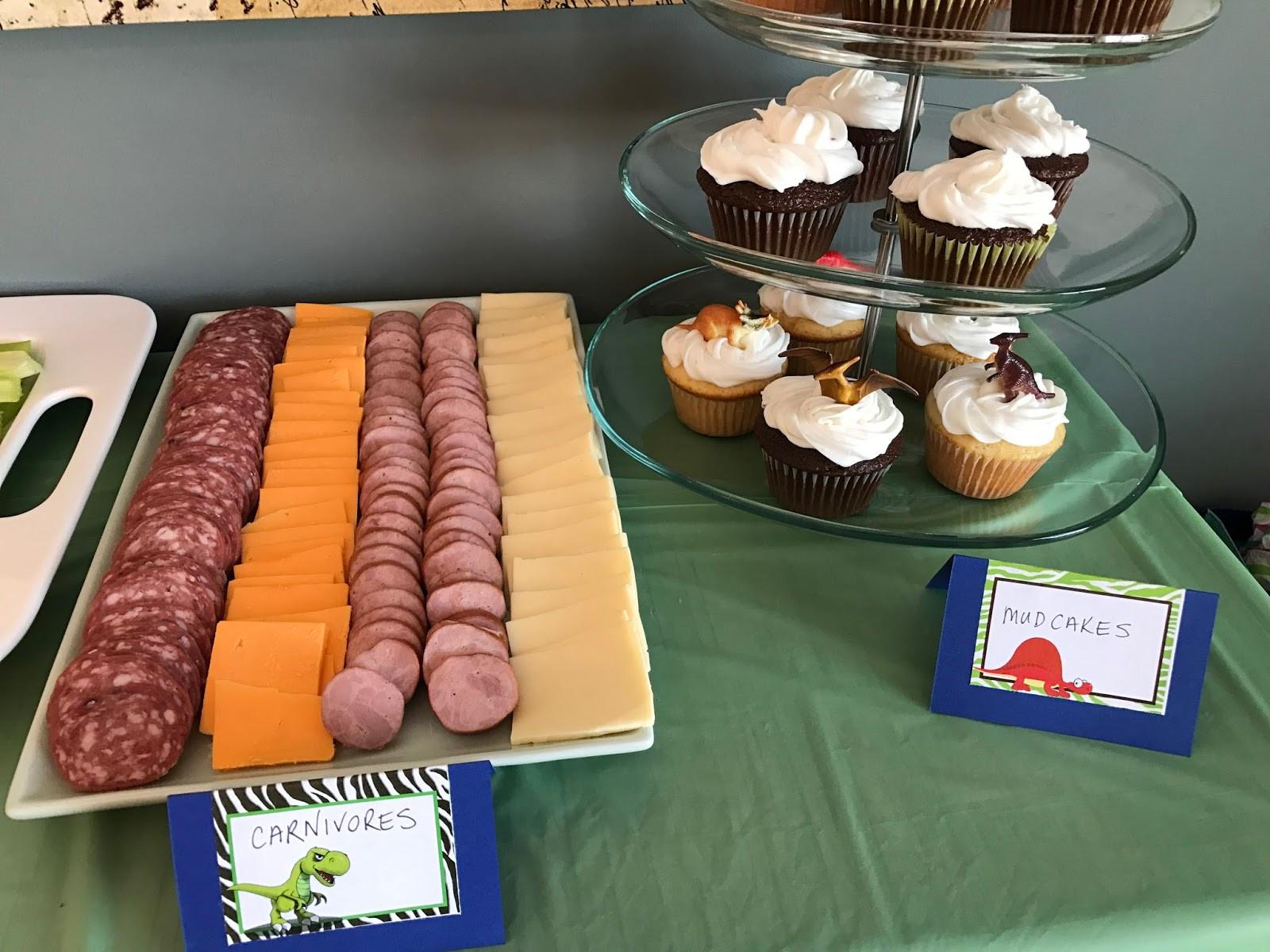 Dinosaur Food Ideas For Birthday Party  A Slice of Brie A Dinosaur Themed Birthday Party