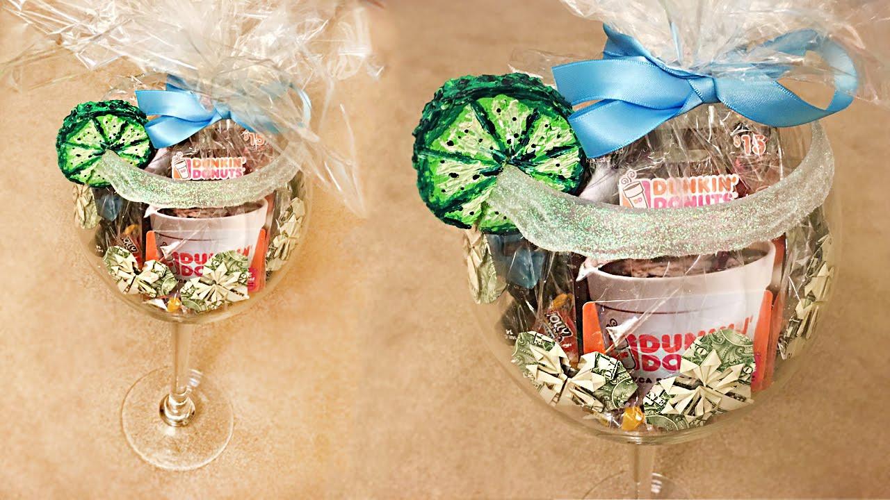 DIY 21St Birthday Gifts  Easy DIY 21st Bday Gift Ideas Custom Wine Glass