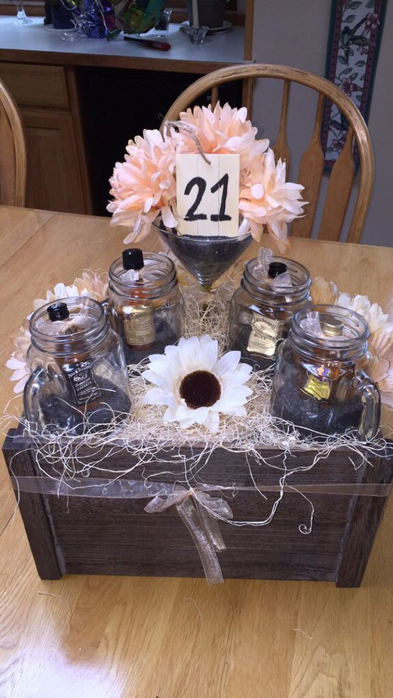 DIY 21St Birthday Gifts  Creative and Unique Birthday Gifts Ideas for Your