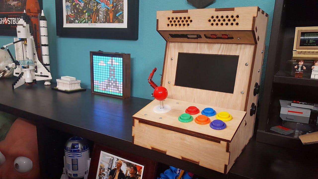 DIY Arcade Cabinet Kits  Tested Builds DIY Arcade Cabinet Kit
