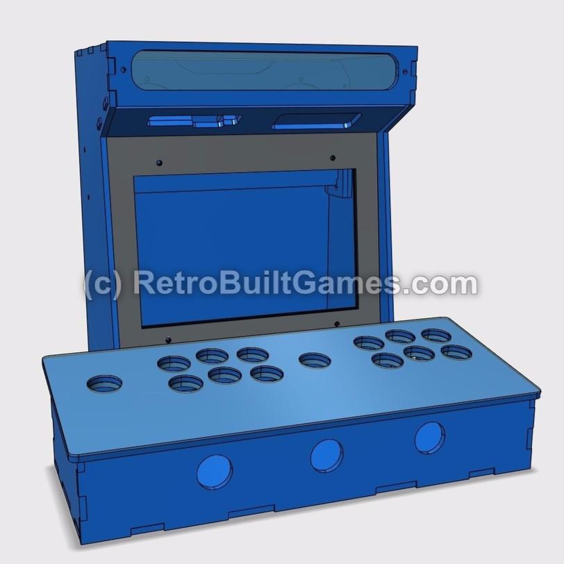 DIY Arcade Cabinet Kits  DIY Arcade Cabinet Kits more Mini Arcade Kits