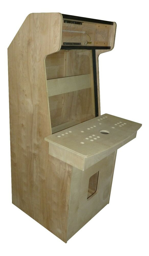 DIY Arcade Cabinet Kits  2 Player Upright Arcade DIY Kit