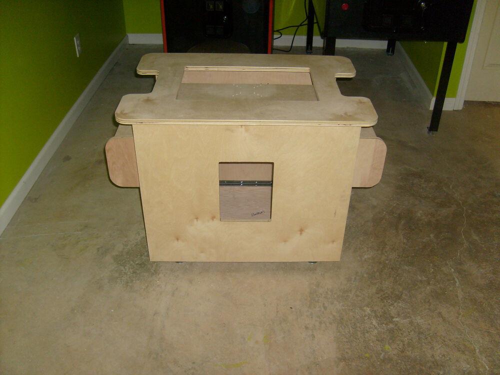 DIY Arcade Cabinet Kits  Cocktail Arcade Cabinet DIY Kit