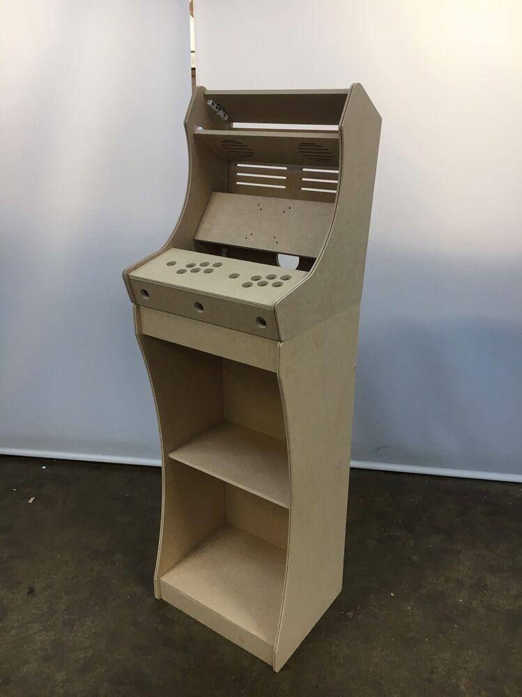 DIY Arcade Cabinet Kits  DIY Bar Top Arcade Cabinet Kit WITH BASE AND T MOLDING