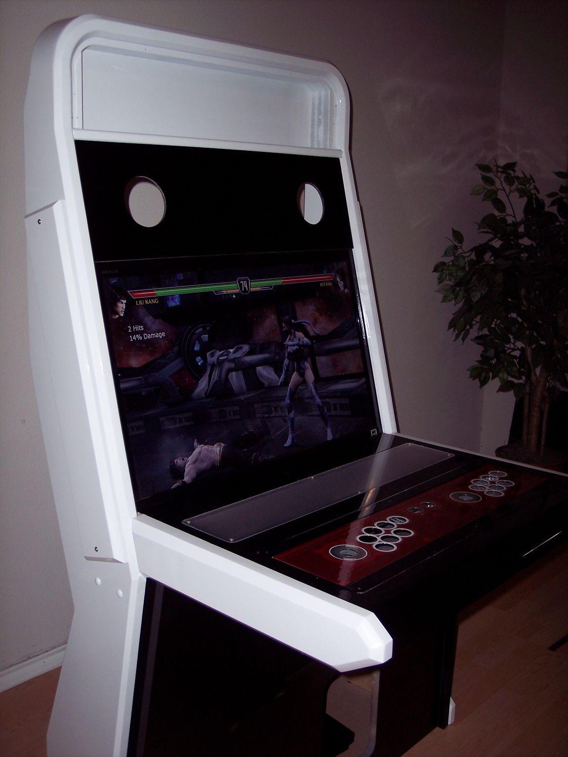 DIY Arcade Cabinet Kits  Custom Vewlix Vewlix Clone Kits