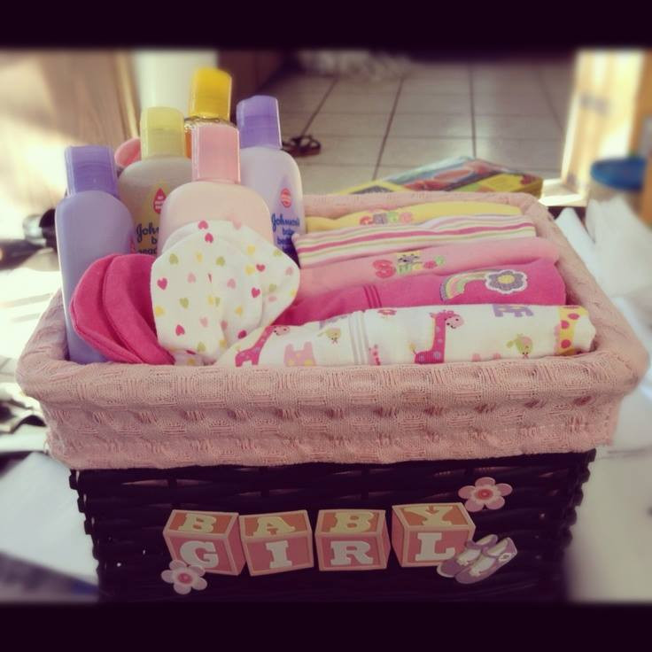 DIY Baby Gift Ideas  90 Lovely DIY Baby Shower Baskets for Presenting Homemade