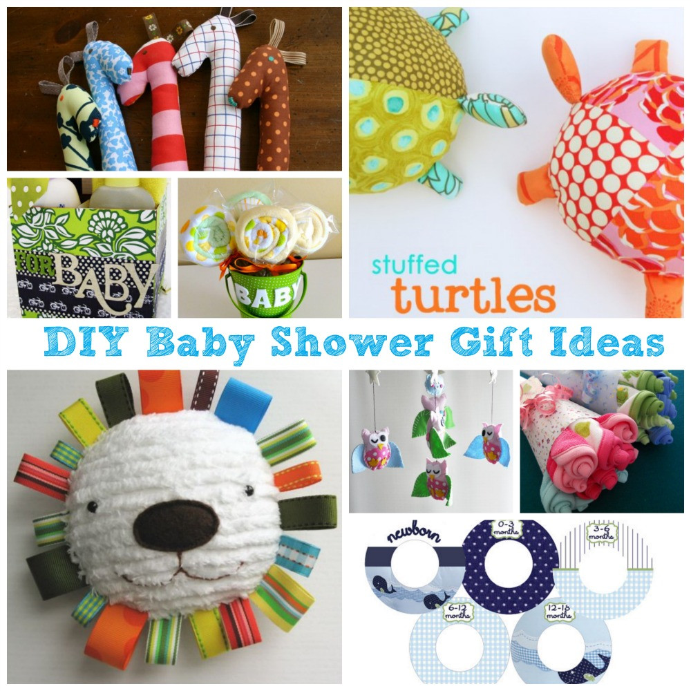 DIY Baby Gift Ideas  Great DIY Baby Shower Gift Ideas – Surf and Sunshine