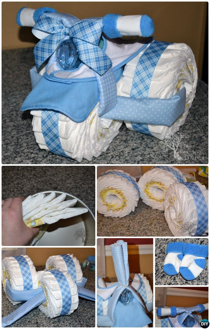 DIY Baby Gift Ideas  Handmade Baby Shower Gift Ideas [Picture Instructions]