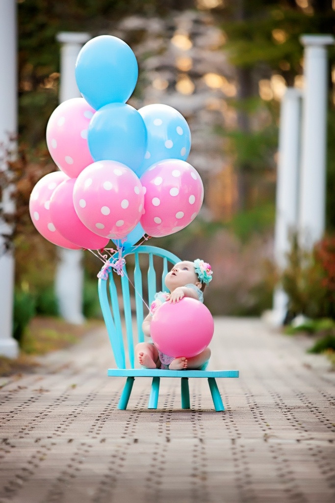 Diy Baby Photo Props  DIY Baby shoot Ideas – mylittleballoon
